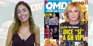 Sale a la luz la escalofriante cifra que cobrará (a la semana) Mila Ximénez en 'GH VIP'