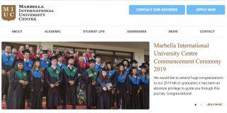 Estudia en la Costa del Sol en el Marbella International University Centre (MIUC)