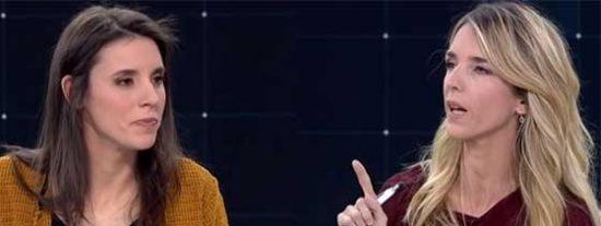 """Álvarez de Toledo se mofa del 'carácter simbólico' de la oferta del PSOE a Montero: """"Vicepresidencia florero para una mujer florero"""""""