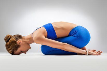 ¡Balasana! La mejor postura de yoga para relajar tu espalda