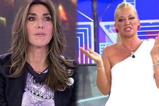 Paz Padilla hunde y humilla a Belén Esteban como nunca antes