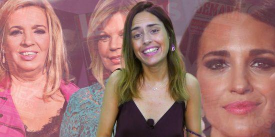 Las controvertidas fotos de Paula Echevarría, la felicidad del hijo de Julio Iglesias y la cruel disputa entre las Campos invaden la prensa rosa