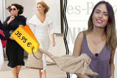 Los zapatos (de Zara) de Marta Ortega y el vestido de Nieves Álvarez arrasan en la MBFW (y en redes sociales)
