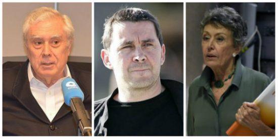 Más de 60 diplomáticos 'presentan sus credenciales' ante la 'soviética' Mateo exigiéndole una reparación para Javier Rupérez tras la humillante entrevista a Otegi