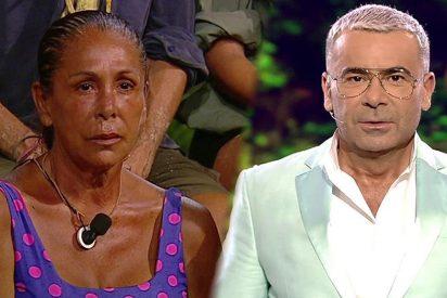 La vergonzosa factura del millón de euros de Isabel Pantoja que silencian Jorge Javier Vázquez y Telecinco