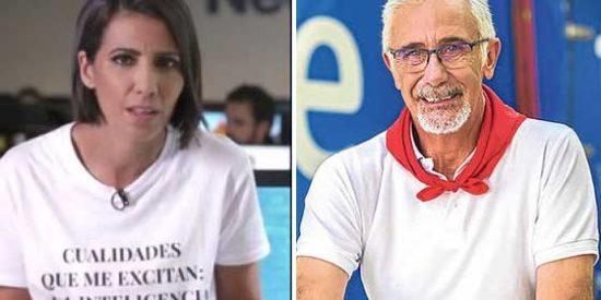 Pastor, Ferreras y la número 2 de Escolar quieren quemar en la plaza pública al periodista Javier Solano (TVE) por no decir lo que ellos exigen sobre 'La Manada' de Pamplona