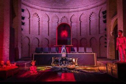 El arzobispo de Toledo califica de 'grotesca' una exposición sobre los abusos en la Iglesia
