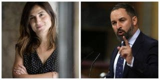 """La democracia según una periodista de El País: """"Es espeluznante que Abascal tenga un turno para hablar en el Congreso"""""""