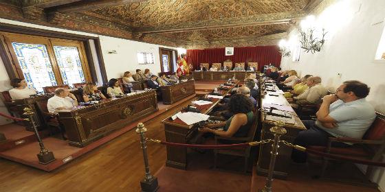 C´s consigue entrar en el Gobierno de la Diputación por el apoyo a Maroto