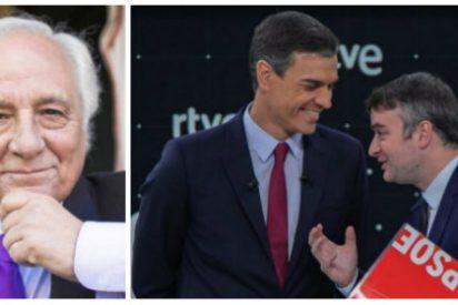 "Raúl del Pozo usa a Iván Redondo para que transmita un recado a su asesorado Sánchez: ""Esperemos que no nos lleve a tomar por el saco"""