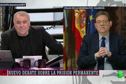 Lo esconde laSexta: Puig ha cobrado 20.000 euros del periódico al que paga una millonada en publicidad institucional