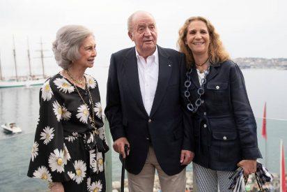 Arde Casa Real: Don Juan Carlos y Doña Sofía desafían en público a Doña Letizia con un gesto nunca visto