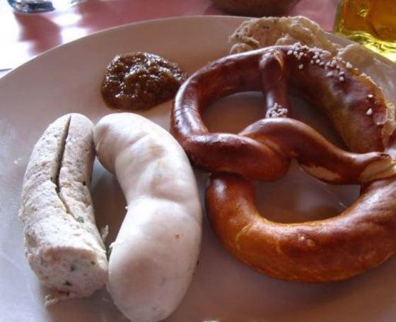 Rollitos de salchichas-tipos salchichas Alemania