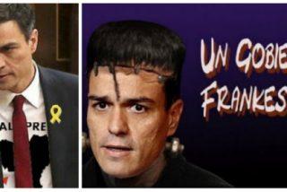¡Échense a temblar en Navarra... y en el resto de España! Sánchez demuestra que si no tuvo escrúpulos en armar un Gobierno Frankenstein 1, tampoco los tendrá para reeditar una versión 2.0