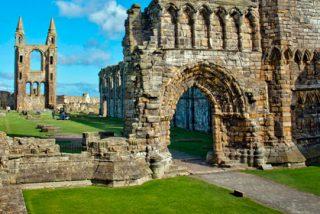 Qué ver y hacer en St Andrews, Escocia