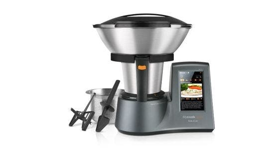 Taurus Mycook Touch robot cocina con wifi