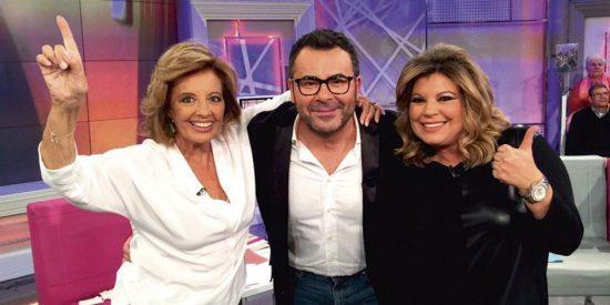 Estalla Telecinco: la guerra entre Las Campos y Jorge Javier Vázquez le cuesta una millonada a Mediaset