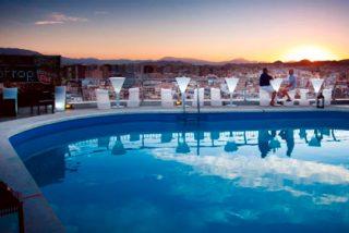 ¿Cuáles son las mejores terrazas de Málaga?