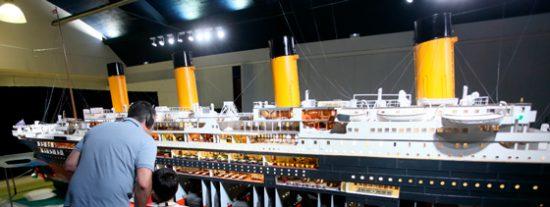 """Qué ver en Alicante: """"Titanic The Reconstruction"""""""