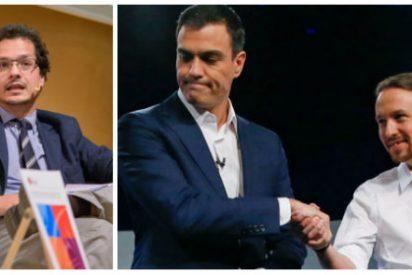 Nacho Torreblanca deja paralizado a Sánchez con una seria advertencia sobre el claudicante Pablo Iglesias