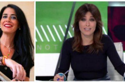 ¡Vuelve a por otra, Resano! El tremendo corte que una diputada de Vox le pega a la presentadora de laSexta Noticias a cuenta de la inmigración