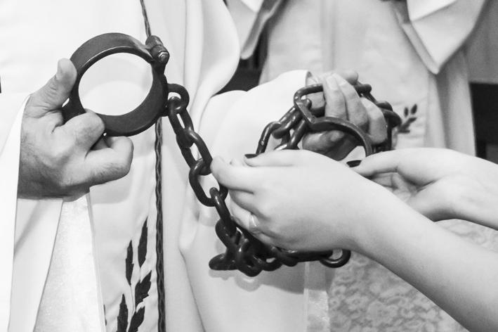 Los mercedarios llevan más de 800 años luchando contra la trata de personas