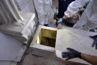 El Vaticano abrirá dos osarios para seguir buscando a Emanuela Orlandi