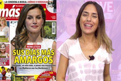 Doña Letizia está viviendo sus días más amargos y María Patiño desvela una gran exclusiva