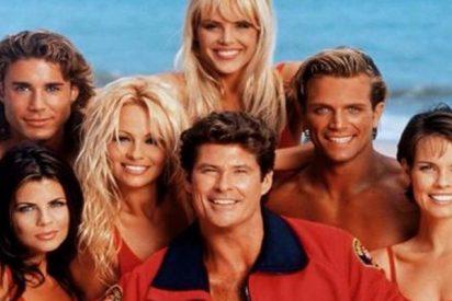 Así están hoy en día los protagonistas de 'Los vigilantes de la playa' después de 30 años
