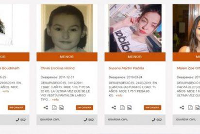 ¿Qué está pasando?: Ya hay más de 12.000 desaparecidos desde 2010 en España