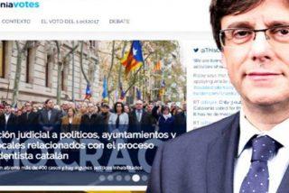 ¿Sabías que la Generalitat ha gastado 450.000 € en una web para insultar y difamar a España?