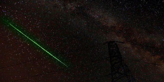 Una gran cantidad de catalanes, independentistas incluidos, avistan un OVNI en plena noche, y no es cachondeo