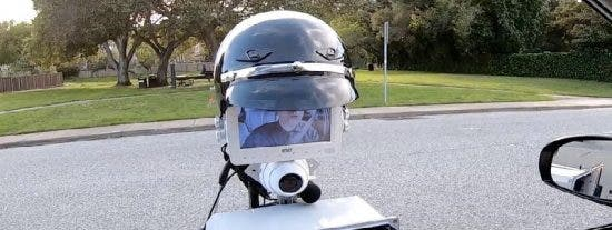Robocop ya existe: crean un robot que evitará la violencia entre policías e infractores de tráfico