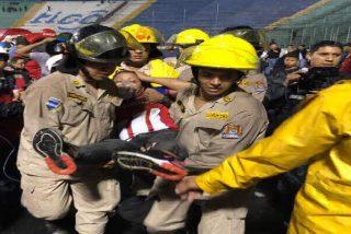 Guerra campal en el clásico hondureño de fútbol con al menos tres muertos