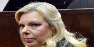 La impresentable mujer de Netanyahu falta al respeto a Ucrania al tirar al suelo el tradicional pan de la hospitalidad