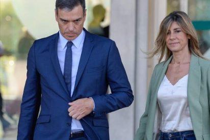 """Alfonso Ussía: """"He visto con creciente gozo la demostración hortera de altanería y chulesca arrogancia del matrimonio Sánchez"""""""