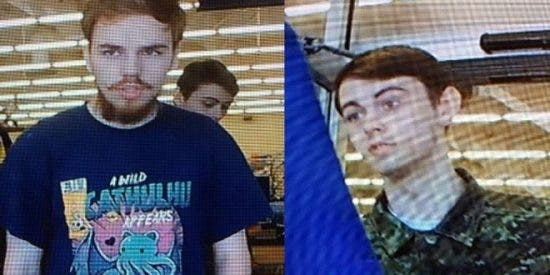Aparecen los cadáveres de los dos jóvenes buscados por el triple asesinato que conmocionó Canadá