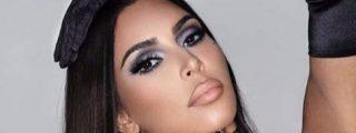 El incomprensible vestido de Kim Kardashian
