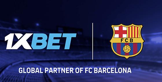 1xBet confirma su acuerdo con el FC Barcelona como Socio Global