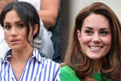 La razón por la que Meghan Markle y Kate Middleton nunca podrán quedarse embarazadas a la vez