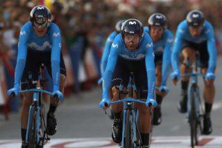 'Supermán' López es el primer líder de La Vuelta a España
