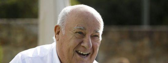 Amancio Ortega se hace con el 5% de Red Eléctrica y se transforma en el segundo mayor accionista