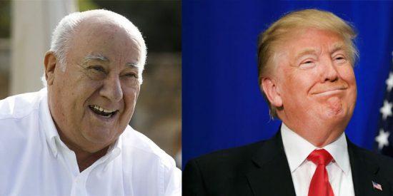 Amancio Ortega es el nuevo vecino del presidente Donald Trump.
