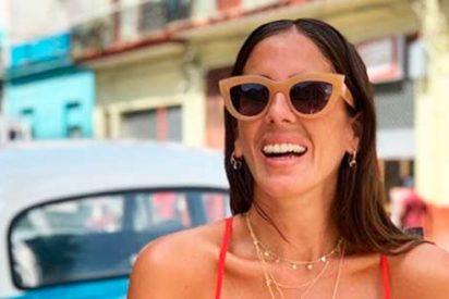 El 'pezongate' de Anabel Pantoja arrasa en Instagram