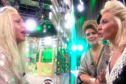 Ania Iglesias critica el físico de Lydia Lozano y explota el plató de 'Sálvame'