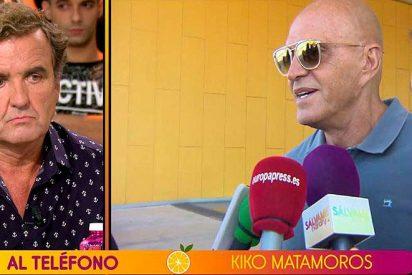 Antonio Montero critica el espectáculo lacrimógneo de Kiko Matamoros y cree que ha exagerado con su enfermedad