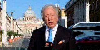 La profesión desconocida de Antonio Pelayo, corresponsal de A3 en el Vaticano, que seguro le facilita mucho su trabajo