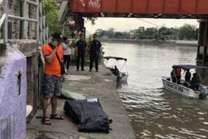 Aparecen varios cuerpos flotando en el río Pasig y algunos culpan al presidente filipino Duterte