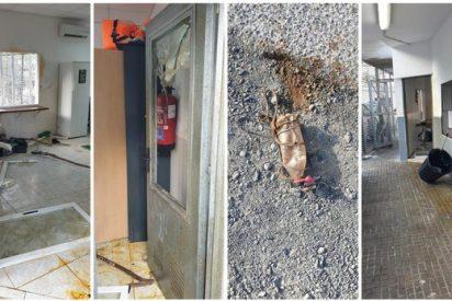 """Asalto masivo de subsaharianos a Ceuta con 11 guardias civiles heridos: """"El Gobierno nos prohíbe utilizar medios para defendernos"""""""