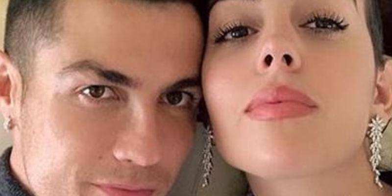 Así es el polémico masaje de Georgina Rodríguez a Cristiano Ronaldo